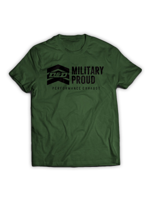D and D Military T-Shirt