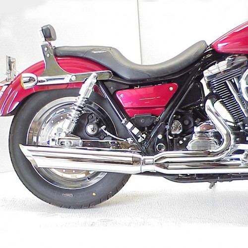 1989-2000 Harley FXR Fat Cat 2:1 Full Exhaust System