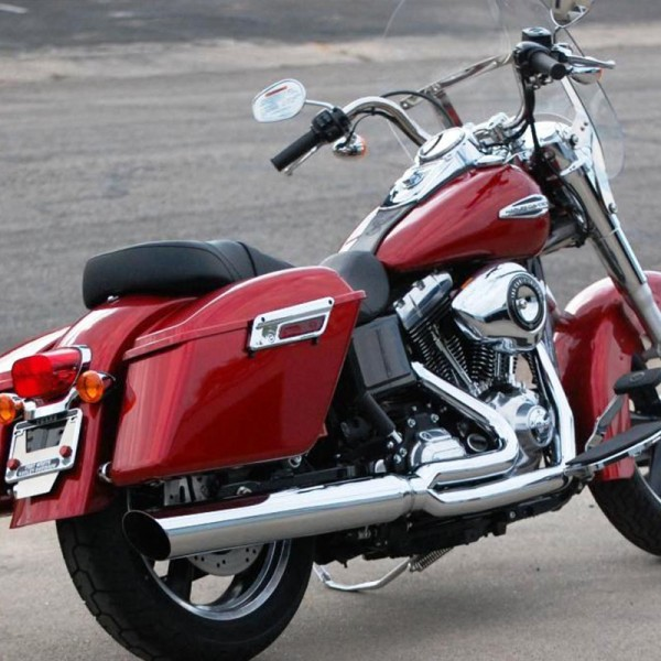 2017 Harley Dyna Switchback Fat Cat 2 1 Full System
