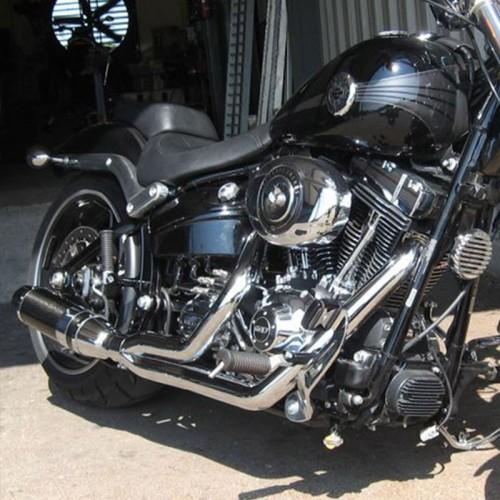 2013-2017 Harley Davidson Breakout Bobcat 2:1 Exhaust