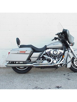 1995-2006 Harley Touring Fat Cat 2:1 Full Exhaust System