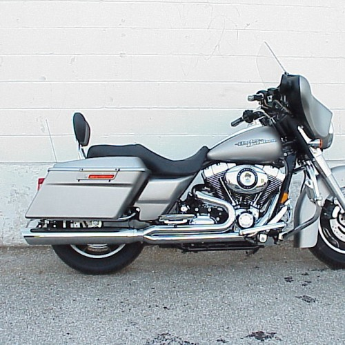 2007-2008 Harley Touring Fat Cat 2:1 Full Exhaust System