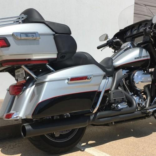 2009-2016 Harley Touring Diablo Gato 2:1