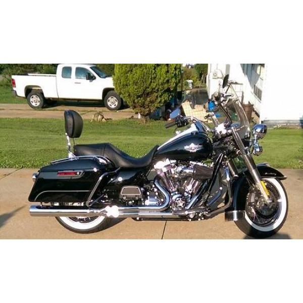 2009-2016 Harley Touring Boss Fat Cat 2:1 Full System