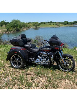 2017-2021 Harley M8 XCAT Triglide and Freewheeler 2:2 Full System