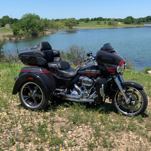 2017-2020 Harley M8 XCAT Triglide and Freewheeler 2:2 Full System