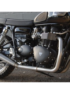 All Triumph Bonneville and Thruxton Full Exhaust System