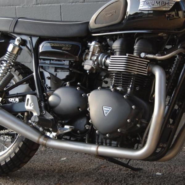 All Triumph Bonneville and Thruxton Full System