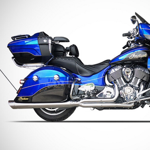 Springfields, Cheiftains, Roadmaster & Roadmaster Elite Exhaust Systems